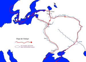 10 Wege in den Osten