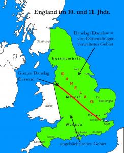 Sachsen In England