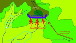 Hastings Schlacht