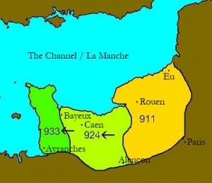 Normandie Entw.