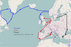 Reisen Wikinger