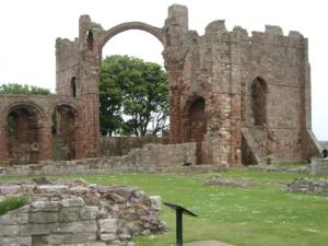 Lindisfarne Abbey 2003.5